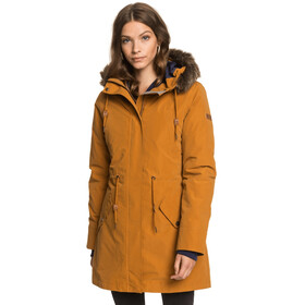 Roxy Amy 3N1 Jacket Women cathay spice